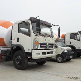 东风3-7方混凝土搅拌车,混凝土运输车,现货供应