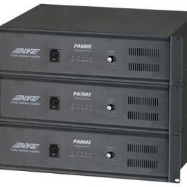 ABK学校广播系统 PA6002广播功放 1000W