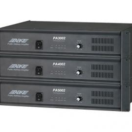 ABK校园广播 PA3002后级广播定压功放 350W