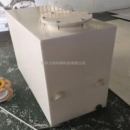 江苏立创厂家定制PP农机水箱 车载水箱 打药桶400L 经济耐用