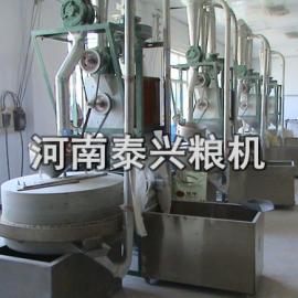 石磨面粉机-石磨面粉机厂家-石磨面粉机械-石磨磨面机