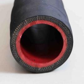 无碳绝缘冷却输水胶管 高频炉专用绝缘无碳穿线胶管