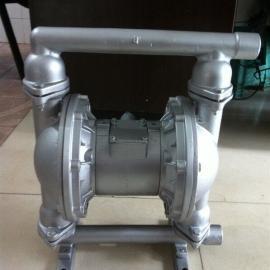 气动隔膜泵 不锈钢气动隔膜泵 隔膜泵