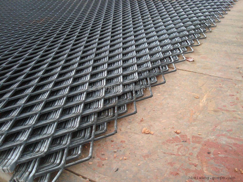 菱形钢板网厂家加工定做/直销/脚踏