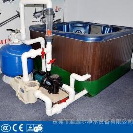 游泳池设备沙缸 泳池过滤循环沙缸 水处理过滤器 砂缸过滤器