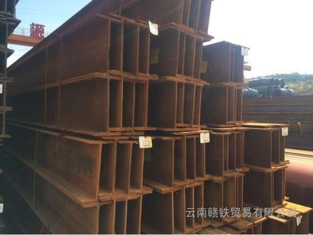 云南钢材,云南H型钢价格、厂家、今日行情