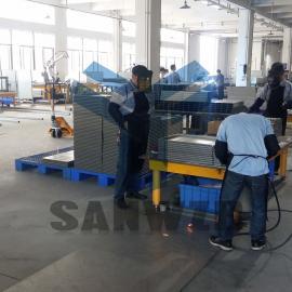 机箱机柜钣金焊接柔性工装夹具/三维柔性组合焊接工装夹具