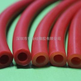 伸缩乳胶管,高弹性乳胶花园水管,乳胶管生产厂家-奇裕硅橡胶