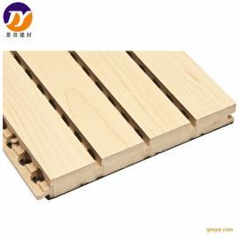 马鞍山学校阻燃吸音板 环保木质吸音板厂家