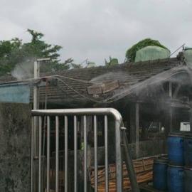 雾化垃圾站除臭设备