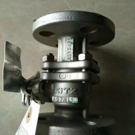 日本北泽KITZ法兰球阀,进口球阀,不锈钢球阀