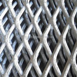 钢板网/金属网/镀锌钢板网/化工厂平台