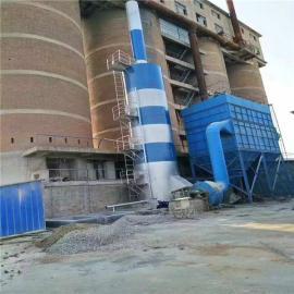 河南漯河脱硫除尘器脱硫效果好、清灰能力强、除尘效率高