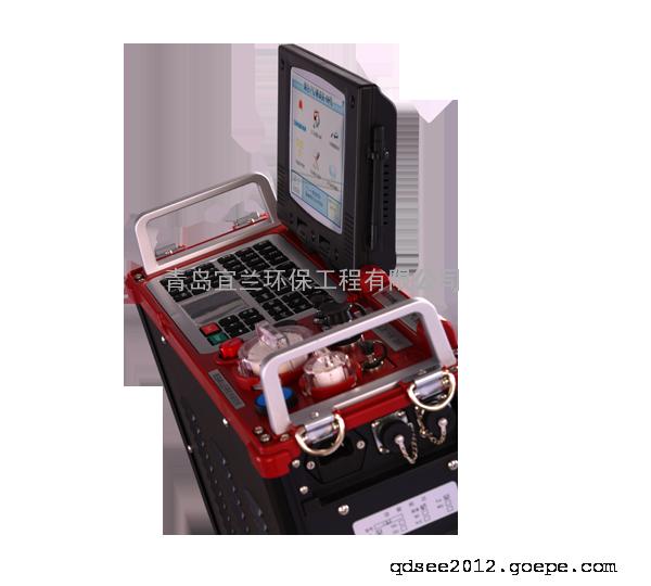 宜兰环保崂应3012H型 自动烟尘(气)测试仪