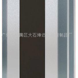 靠墙式垃圾桶 酒店家用烟灰桶 电梯口过道不锈钢果皮箱