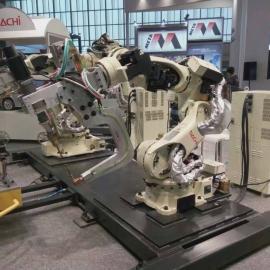 二手焊接机器人工作站 打磨机器人十大品牌 辽宁搬运机器人