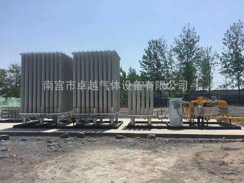 大型天然气汽化器