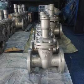FDZ45W-10P 不锈钢防盗闸阀
