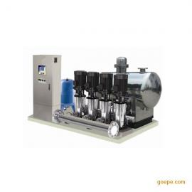 无负压二次加压变频恒压供水设备 智能变频无负压供水设备