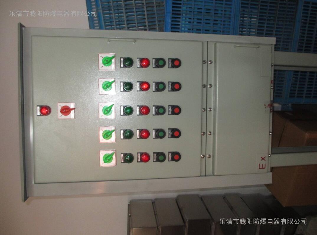 防爆照明动力电磁起动箱 防爆磁力起动器 防爆磁力起动箱