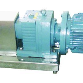 不锈钢齿轮定速凸轮转子泵物料输送泵齿轮泵