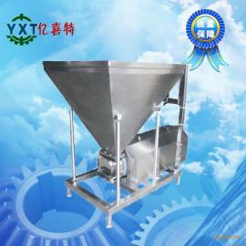 不锈钢卫生级转子泵上下型馅类香肠肉沫物料传输泵