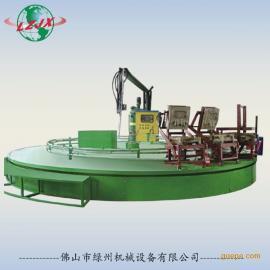 高压发泡机 低压发泡机 聚氨酯海绵/枕头/座椅发泡设备