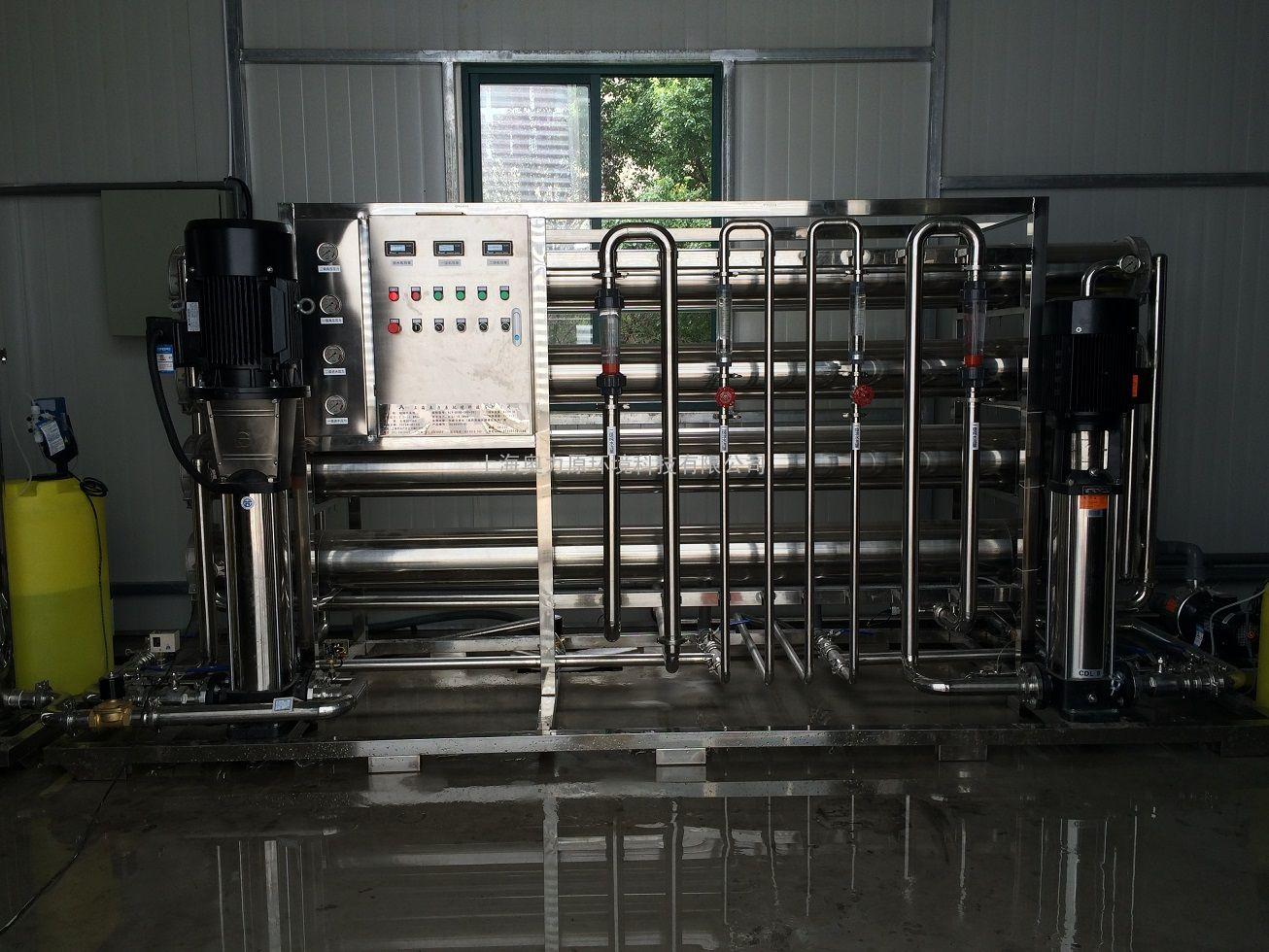 超纯水设备/双级反渗透配电渗析/核电超级工程
