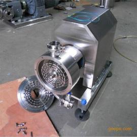 YRL1型管线式高剪切分散乳化机管线式乳化泵日用化工乳化机
