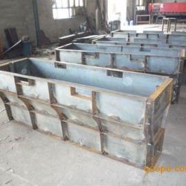 内蒙古水泥隔离墩钢模具