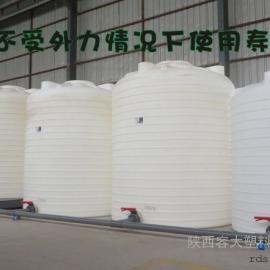 西安10方外加剂储罐 聚羧酸减水剂复配罐 送货上门安装