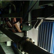 BR-MODEL50管道式粉体流量计 固体流量计