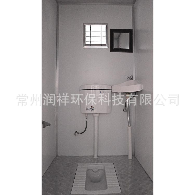 供应城镇移动厕所 移动卫生间 移动厕所销售 环保厕所厂家