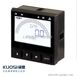 9900�送器流量pH/ORP���率�毫�囟纫何�GF�x表