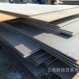 云南昆明钢板Q235,云南中厚板价格、厂家、加工