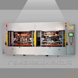 广东斯凯瑞汽车门板焊接机