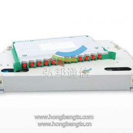12芯机架式ODF单元箱规格型号作用
