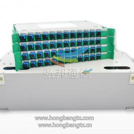 48芯ODF单元箱 电信48芯ODF配线架图片