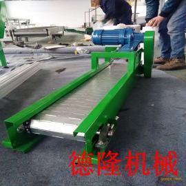 皮带传送带 滚筒输送机网带生产设备90度转弯机输送线设备