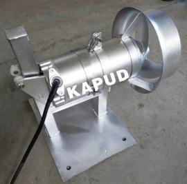 0.85KW不�P���水��拌�C 移�邮桨惭b �P普德 kapud