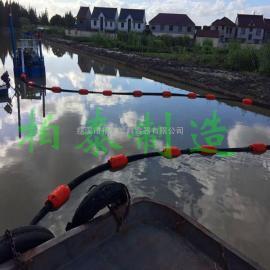 诸暨清淤管道浮筒 pvc管道浮体厂家