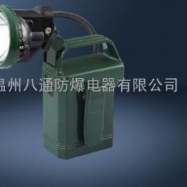 八通IW5120便携式防爆强光灯(LED和卤素光源),手提防爆灯