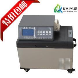 污水水质取样器 JY-8000D型便携式自动水质采样器