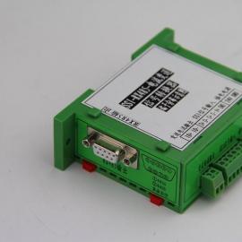 烟台五丰电子SSI转RS485+电流变送信号转换器
