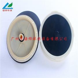 曝气器|平型曝气头|微孔曝气器设备|使用方便|膜片不脱落