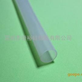 薄壁硅胶管 高透明环保耐高温胶管