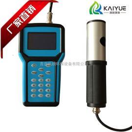 新疆大量程耐高温粉尘仪 KY-1000手持式粉尘仪
