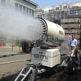 河北建筑工地洗轮机批发商 除尘雾炮喷雾机厂家