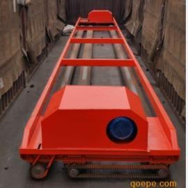 混凝土路面三轴整平机 伸缩式小型沥青砼摊铺机