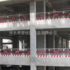 工地施工现场基坑深几米以上临边防护要设安全网